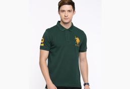 custom mens polo t shirts
