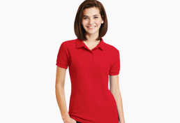 polo t-shirts for women in tirupur