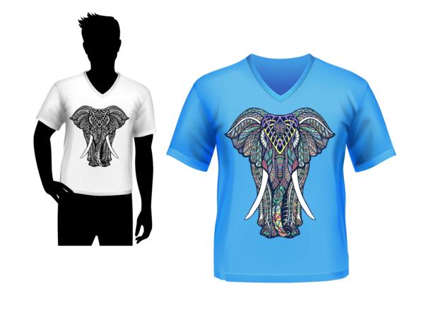 custom t shirt manufacturers in tirupur