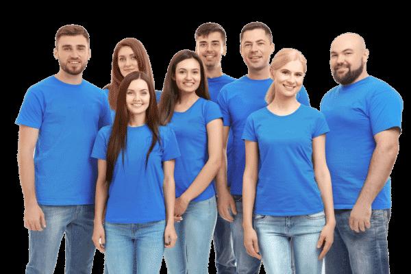 corporate plain t-shirt manufacturers